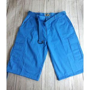 BTL Men's Cargo pants with belt 36